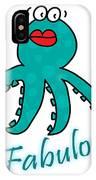 Fabulous Octopus IPhone Case