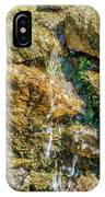 Face Of The Mountain Stream IPhone Case