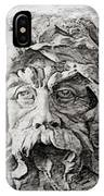 Father Time 2 IPhone Case