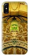 Faces Of Prague 13 IPhone Case