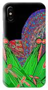 Facination For Cactus Plants And  Flower IPhone Case