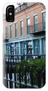 Factors Walk Stores IPhone Case
