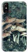 Faded Mushrooms Parade  IPhone Case