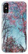 Fading Changes IPhone Case