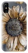 Fading Oxeye IPhone Case
