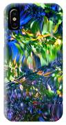 Faerie Frenzy IPhone Case