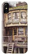 Fagin's Den IPhone Case