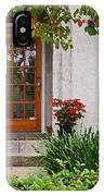 Fairhope Doorway IPhone Case
