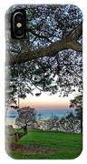 Fairhope Swing On The Bay IPhone Case