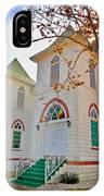 Fairhope Zion Church IPhone Case