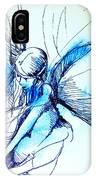 Fairy Doodles IPhone Case