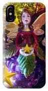 Fairy Dust Christmas IPhone Case