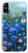 Fairy Dust Meadow IPhone Case