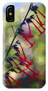 Fairy Trumpet IPhone X Case