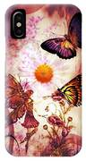 Fairy's Touch IPhone Case