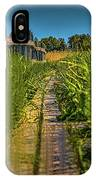 Fairy's View #h5 IPhone Case by Leif Sohlman