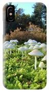 Fairytail Mushrooms IPhone Case