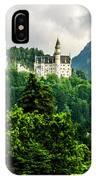 Fairytale Castle Neuschwanstein  IPhone Case