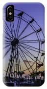 Fajitaville Ferris Wheel 2 IPhone Case