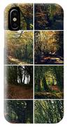 Fall - A Montage IPhone Case