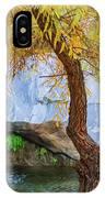 Fall At Murray Falls II IPhone Case