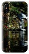 Fall At The Falls IPhone Case