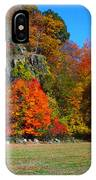 Fall At The Hook IPhone X Case