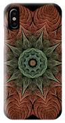 Fall Blossom Zxk-4310-2a IPhone Case