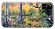 Fall Bounty- Big Cypress Swamp  IPhone Case