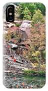 Fall Colors In Depth IPhone Case