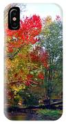 Fall Creek IPhone Case
