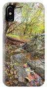 Fall Creek View IPhone Case
