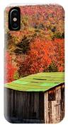 Fall Farm No. 6 IPhone Case
