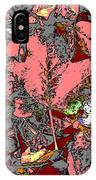 Fall Flourish IPhone Case