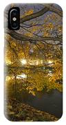 Fall In Dresden IPhone Case