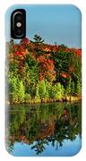 Fall In Northern Wisconsin IPhone Case