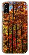 Fall In Ontario Canada IPhone Case
