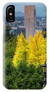 Fall In Portland Or IPhone Case
