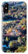 Fall In Shenandoah Valley IPhone Case