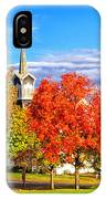 Fall In The Country IPhone Case