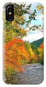Fall In The Smokey Mountains  IPhone Case