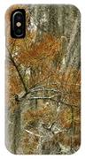 Fall In The Swamp IPhone Case