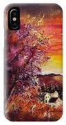 Fall In Villers IPhone Case
