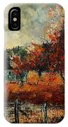 Fall In Vivy IPhone Case