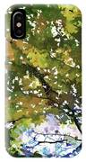 Fall In Woods IPhone Case