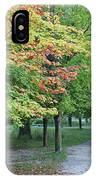 Fall Is Arriving IPhone Case