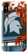 Fall Is Football IPhone Case
