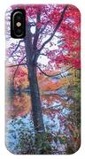 Fall Lagoon IPhone Case