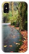 Fall Landscape IPhone Case