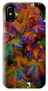 Fall Painting By Mother Nature IPhone Case